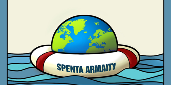 Laudato Si! Insight of Spenta Armaity