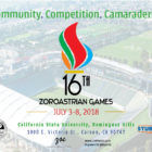 16th Zoroastrian Games 2018 Announced
