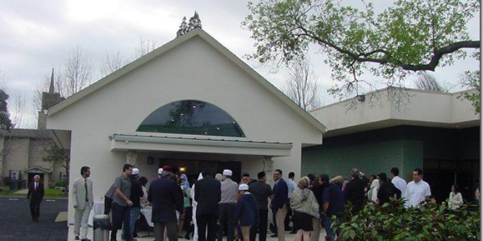 Inauguration of the Sacramento Dar-E-Mehr