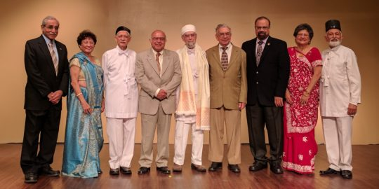 FEZANA Bestows Lifetime Achievement Award to Ervad Dr. Jehan Bagli