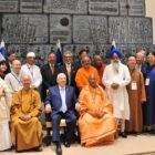Kobad Zarolia Represents Zoroastrian Faith at Israel Conference on Ancient Faiths