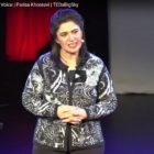 The Power of Finding Your Voice : Parisa Khosravi