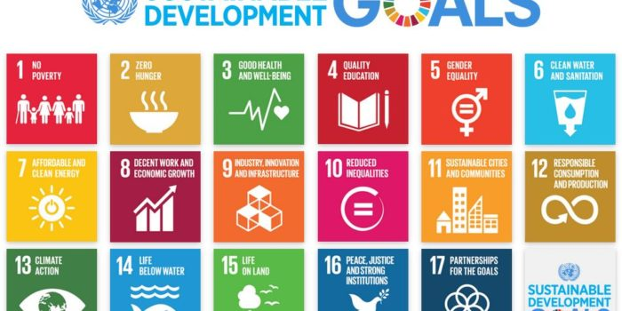 Sustainable Development Goals Of the United Nations Development Program